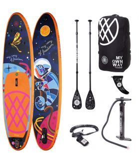 Pack Tabla SUP Hinchable Anomy Jason Pop 10´6´´