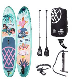 Pack Tabla SUP Hinchable Anomy 10'6 The Way of Mr. Wonderful