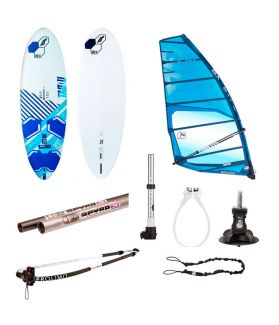 Pack Completo Windsurf  Tabou Rocket Ast / Gaastra Matrix