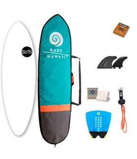 Pack Completo Surf Suns Sirius 6'4''