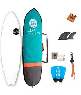 PACK COMPLETO SURF SUNS VEGA 7'2''