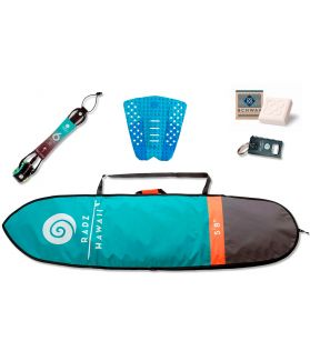 PACK ACCESORIOS SURF BASIC