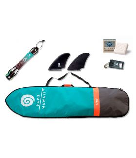 Pack Accesorios Surf Retro Twin