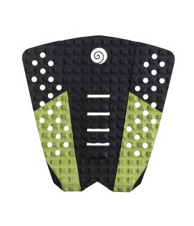 GRIP / PAD SURF RADZ HAWAII PIPE-PRO NEGRO / VERDE