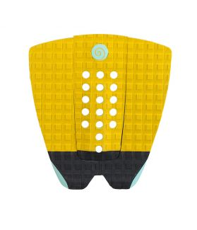 GRIP / PAD SURF RADZ HAWAII SUNSET AMARILLO / NEGRO / TURQUESA