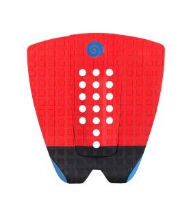 Grip / Pad Surf Radz Hawaii Sunset Rojo / Negro / Azul