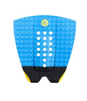 GRIP / PAD SURF RADZ HAWAII SUNSET AZUL / NEGRO / AMARILLO