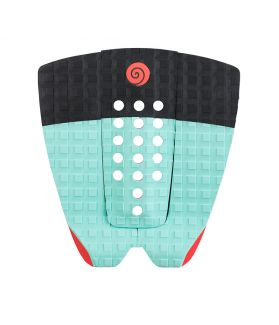 GRIP / PAD SURF RADZ HAWAII SUNSET TURQUESA / NEGRO / ROJO II