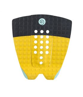 Grip / Pad Surf Radz Hawaii Sunset Amarillo / Negro / Turquesa II