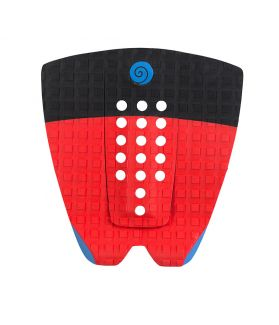GRIP / PAD SURF RADZ HAWAII SUNSET ROJO / NEGRO / AZUL II