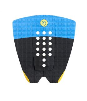 GRIP / PAD SURF RADZ HAWAII SUNSET NEGRO / AZUL / AMARILLO II