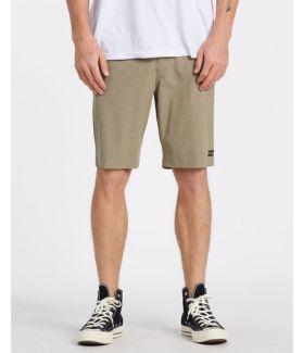 Pantalones Cortos Billabong Crossfire Sumergibles Caqui