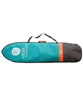 BOARDBAG / FUNDA SURF RADZ HAWAII RETRO