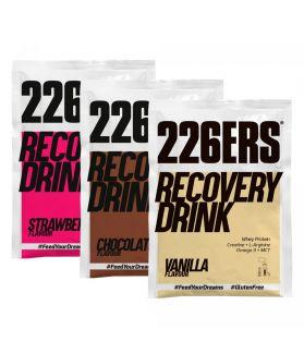 Recovery Drink- Monodosis Fresa 50 g.