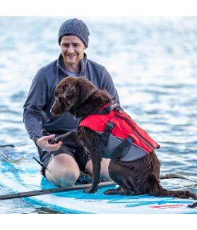Arnés flotabilidad para perro Red Original