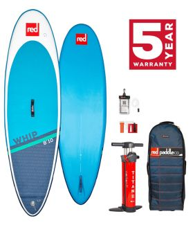 Tabla SUP Hinchable Red Paddle Co. 2021 8'10 Whip