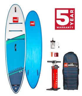 Pack Tabla SUP Hinchable Rer Paddle Co. 2021 9'4 Snapper Midi