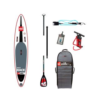"PACK TABLA SUP HINCHABLE RED PADDLE CO 2017 MAX RACE          10'6"" + REMO + LEASH"