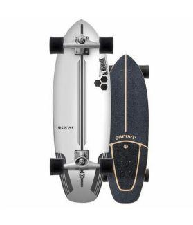 "Surf Skate Carver 30.75"" CI Flyer CX"