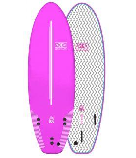 "Ocean&earth Softboard Bug One 5'6"" Pink"