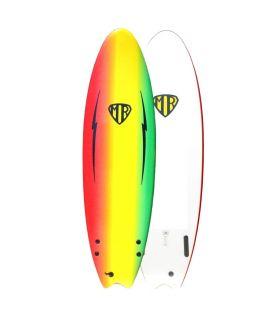 Tabla Surf Softboard Othean & Earth Mark Richards 6'0'' Spray Ezi Rider