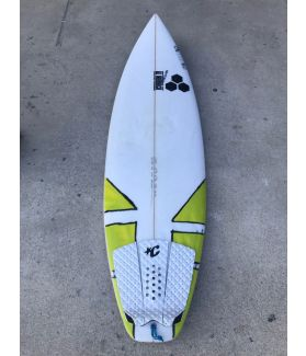 Tabla Surf Al Merrick Fever 5´10 1/2 X 26,4l - 2a Mano