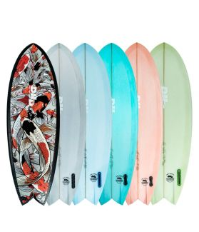TABLA SURF DHD MINI TWIN II Asher Pacey