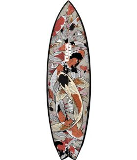 Tabla Surf DHD Twin Fin 5'8'' KOI FUTURES