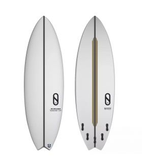 TABLA SURF FIREWIRE SLATER DESIGNS NO BRAINER - LFT 5'8'' FCS II