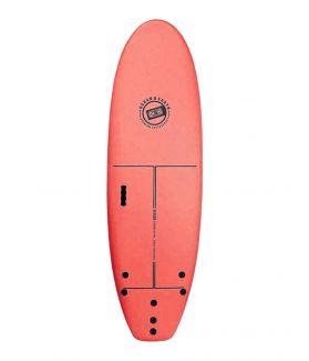 Tabla Surf Ocean & Earth School One 6´0´´ ROJO
