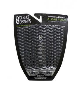 Grip / Pad Surf Slater Design 5 Piezas Arch Negro/gris