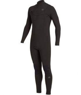 Traje Neopreno Surf Billabong REVOLUTION GBS 3/2  Negro