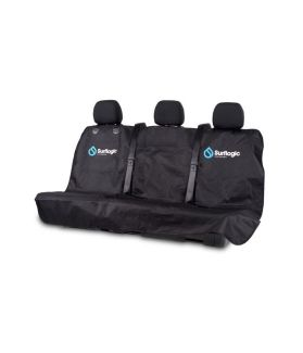 FUNDA ASIENTO TRASERO COCHE  SURF LOGIC WATERPROOF CAR BACK SEAT COVER CLIP SYSTEM