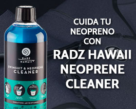Radz Hawaii Neoprene Cleaner