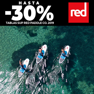 Red Paddle Co. 30% descuento