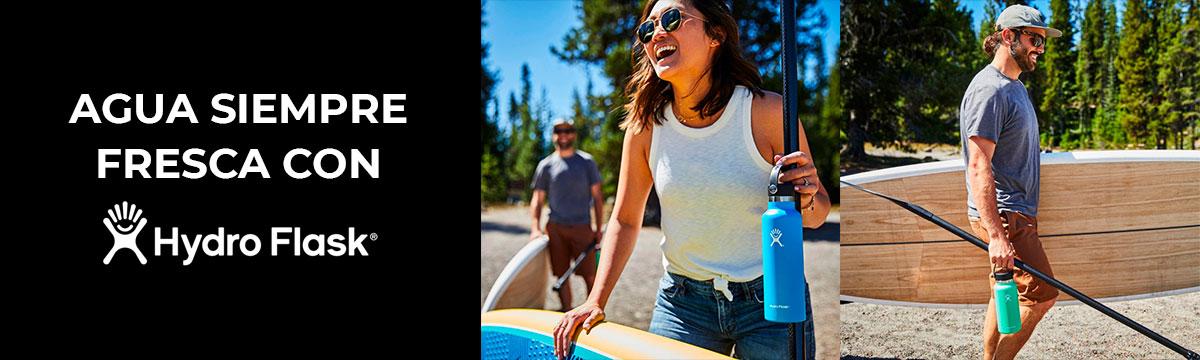 Agua siempre fresca con Hydro Flask