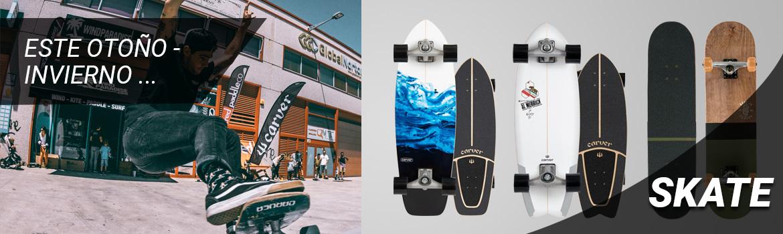 Surf Skate y Skates completos Carver y Globle