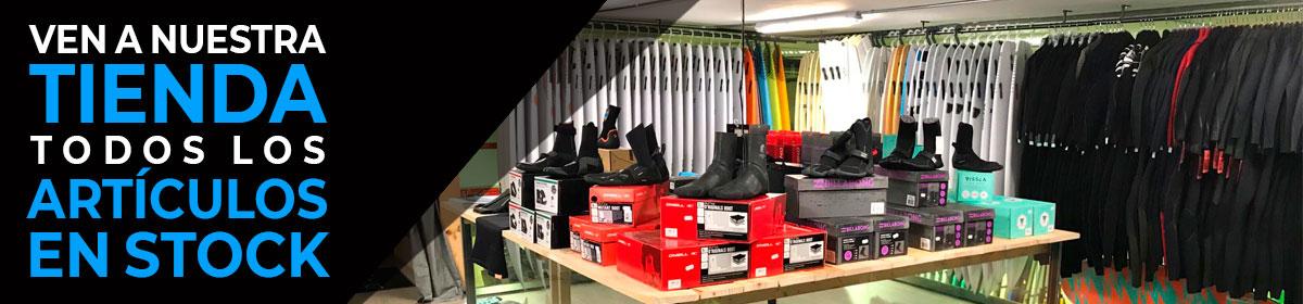Ven a conocer nuestra tienda, todos los productos en stock, disponibilidad inmediata.